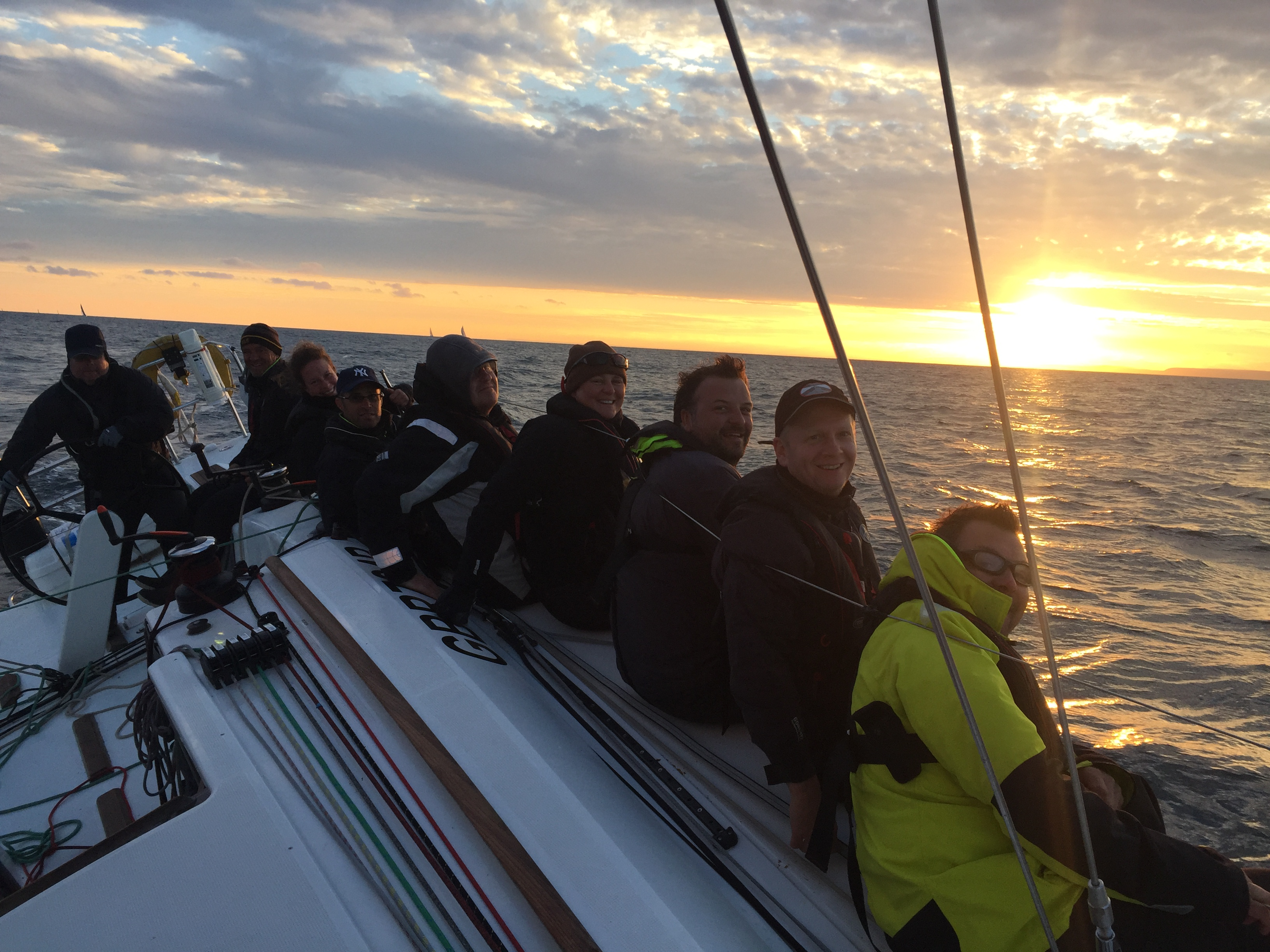 FASTNET 2017: The race around 'The Rock'