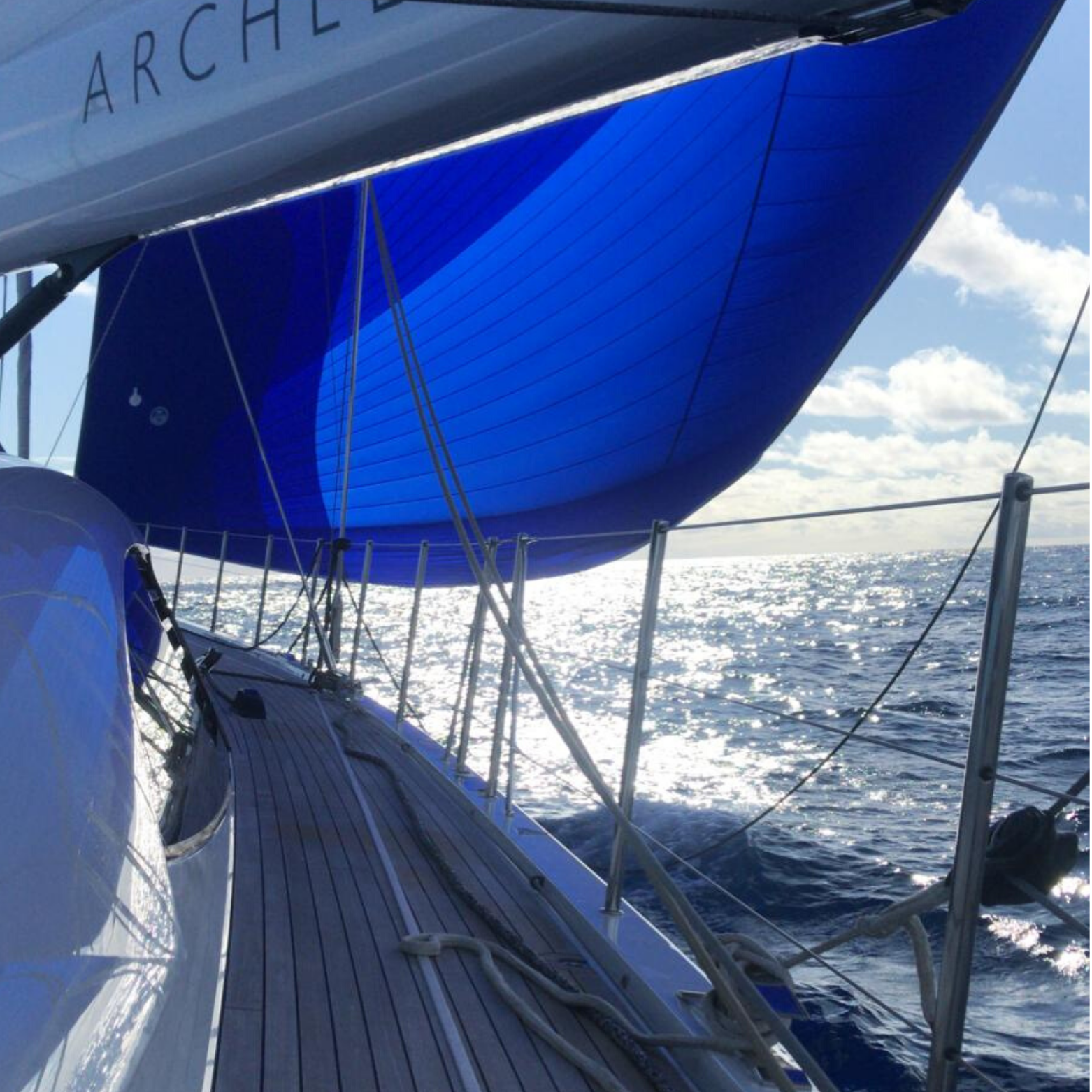 PETES BLOG: Pete takes on the Atlantic (again)!